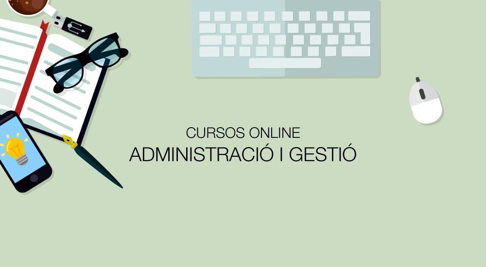 ADMINISTRACIÓ I GESTIÓ a aedes Girona