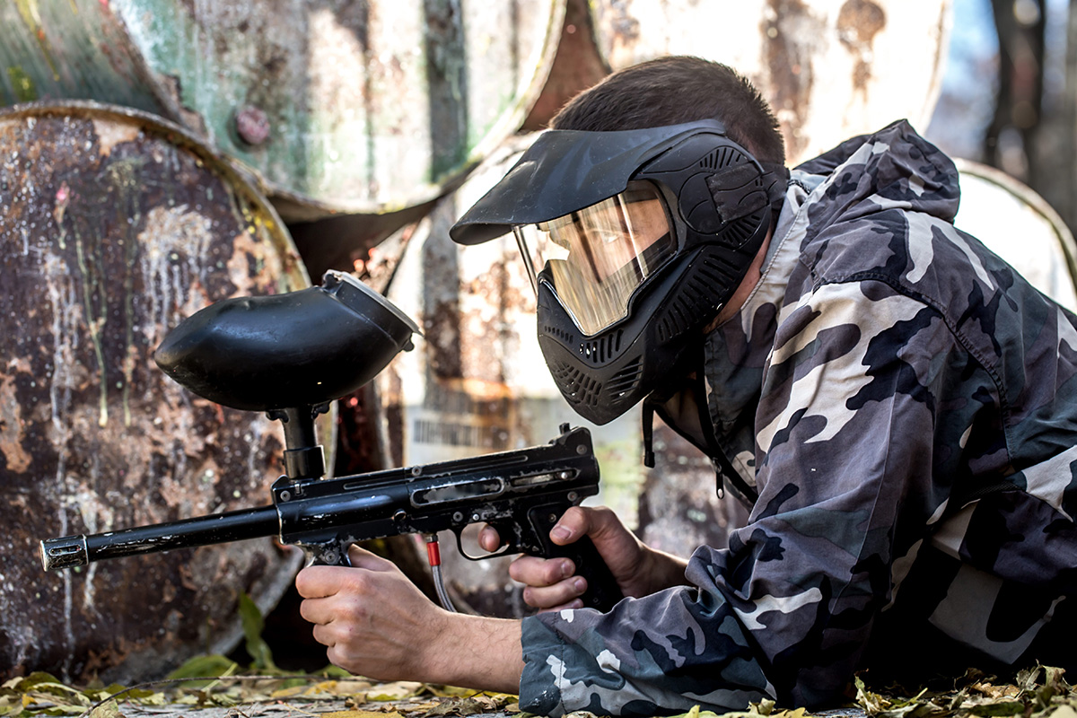 PAINT BALL Aedes Girona